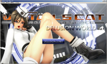 W・TAILS CAT - DELUSIONWORLD -